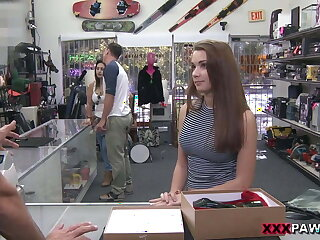 Fucked in her favorite pair of heels! - XXX Pawn