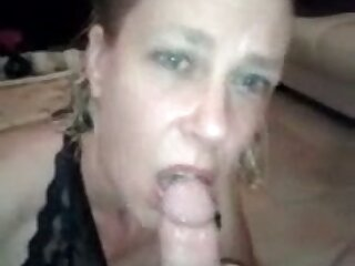This bitch is an incorrigible whore who loves sucking unearth and she's emphatic